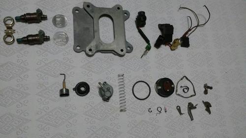 carburador tbi motorcraft, para auto de 4 gargantas a tbi
