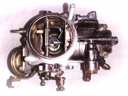 carburador uno 1988 a álcool 190