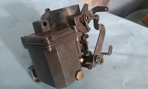 carburador vw solex germany. original vw fusca 1300,1500 ,