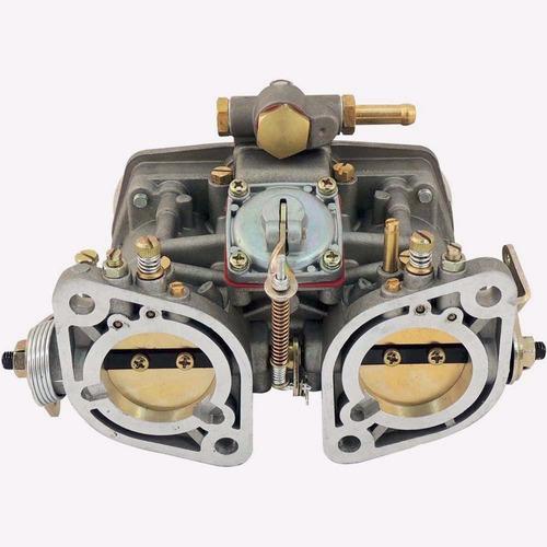 carburador weber 46 idf high volume spa turbo c/ cornetas