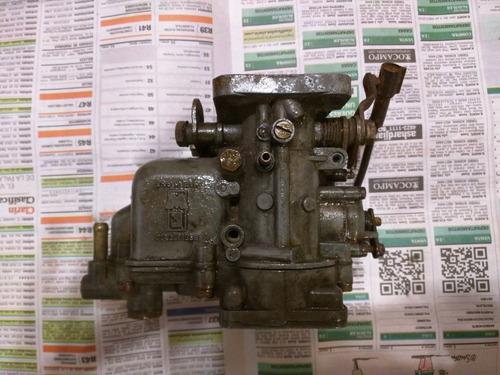 carburador weber
