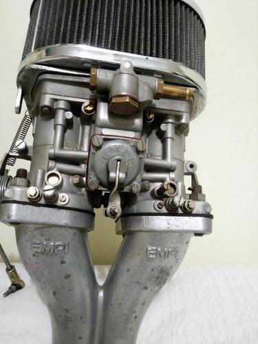 carburadores dobles empi 44 hpmx