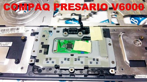 carcaça base do teclado notebook hp compaq presário v6000