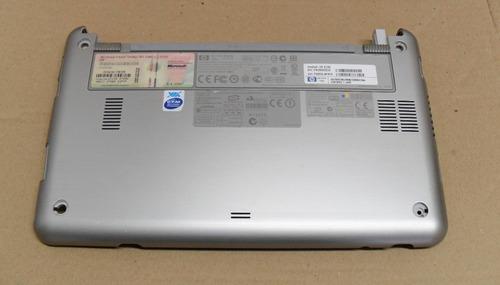 carcaça base imferior netbook hp 2133