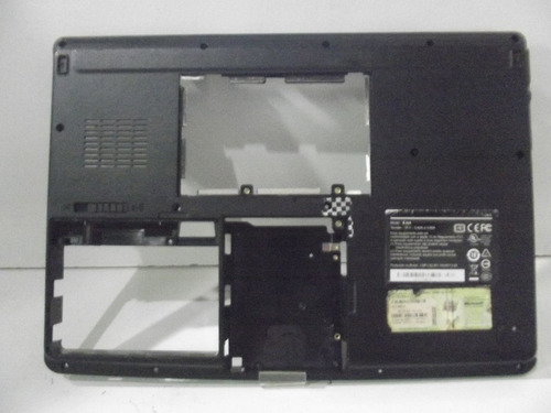 carcaça base inferior 83ga40020-00 notebook intelbras i210