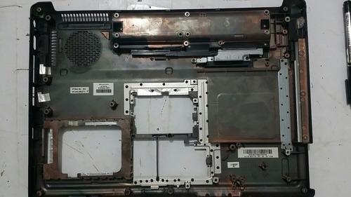 carcaça base inferior do notebook hp compaq presario 6210br