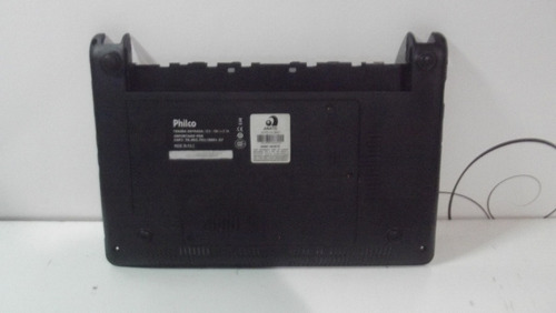 carcaça base inferior netbook philco phn 10303