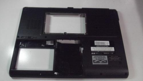 carcaça base inferior notebook cce win j48a