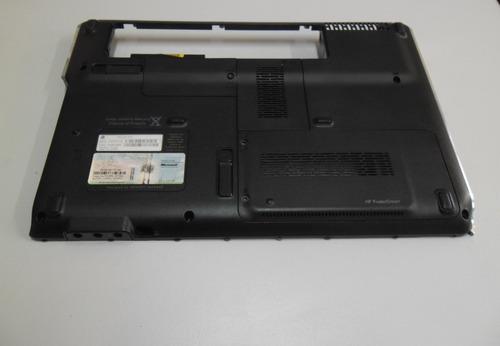 carcaça base inferior notebook hp dv4-2165dx