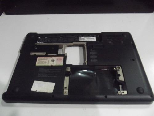 carcaça base inferior notebook hp g42 compaq presario cq42