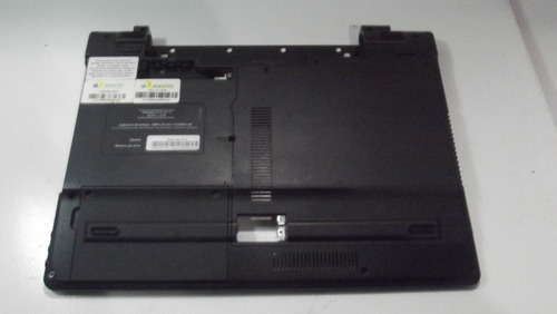 carcaça base inferior notebook neopc mobile a2110