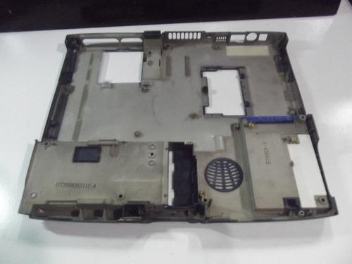 carcaça base inferior notebook toshiba satellite 2805-s301