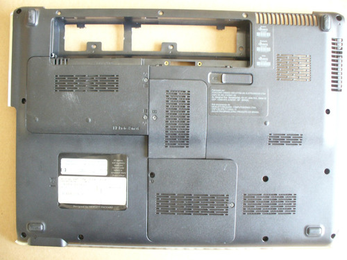 carcaça base notebook hp dv5