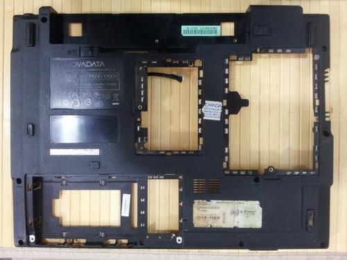 carcaça base notebook novadata nd p500 yxxxz