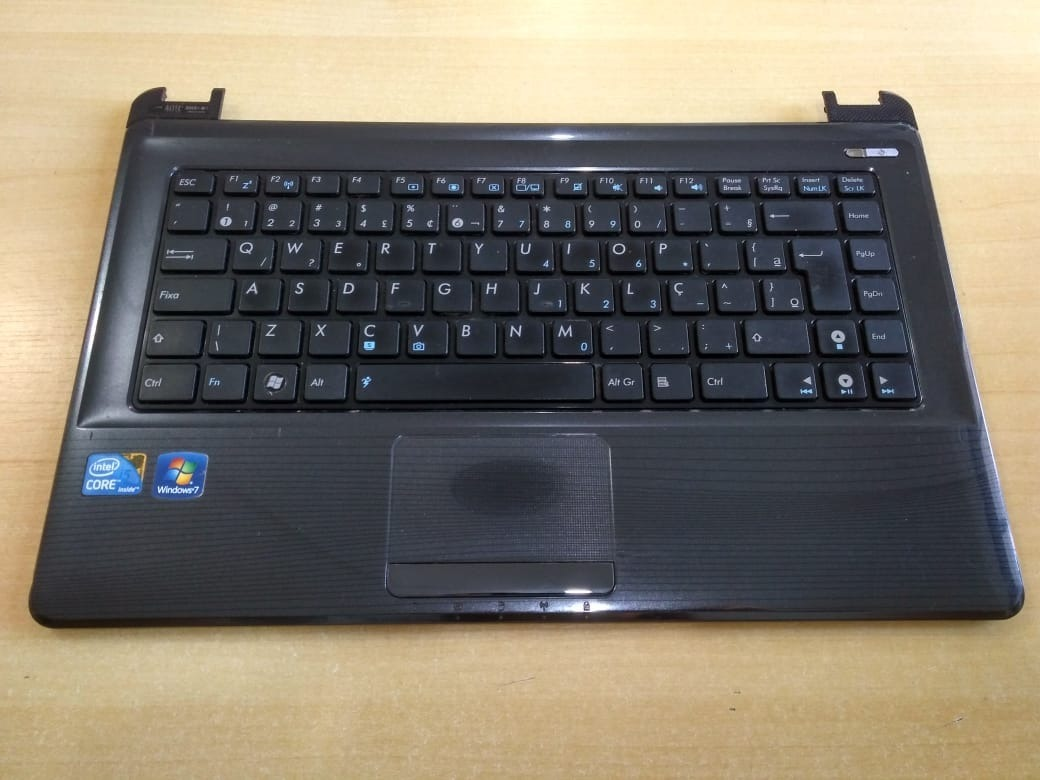 Drivers for Asus K42Jr Notebook Keyboard