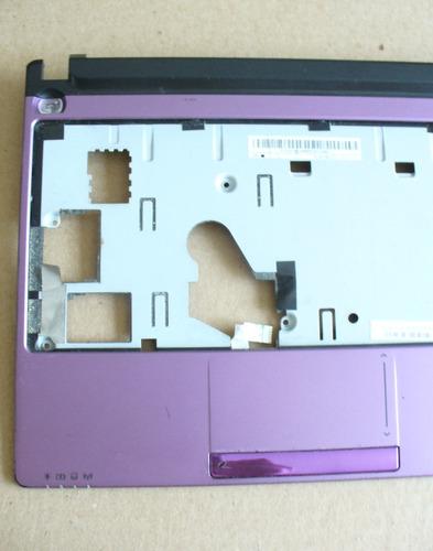 carcaça base superior netbook acer nav70