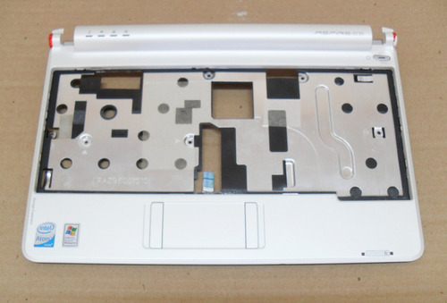 carcaça base superior netbook acer zg5