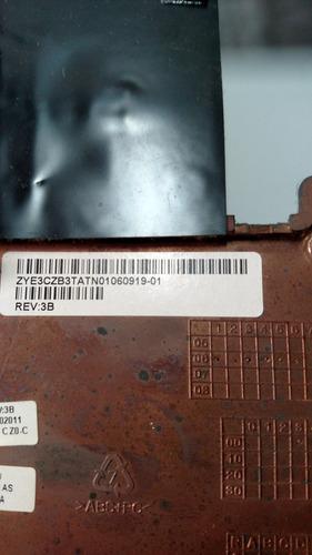 carcaça base superior notebook acer aspire 3660 series zb3