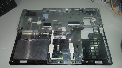 carcaça base superior notebook cce tsp212