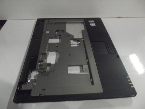 carcaça base superior notebook dell latitude 120l pp21l