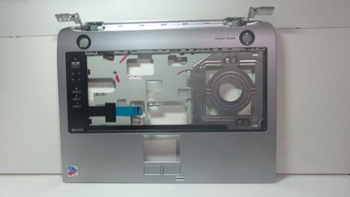 carcaça base superior notebook toshiba satellite sm30-853