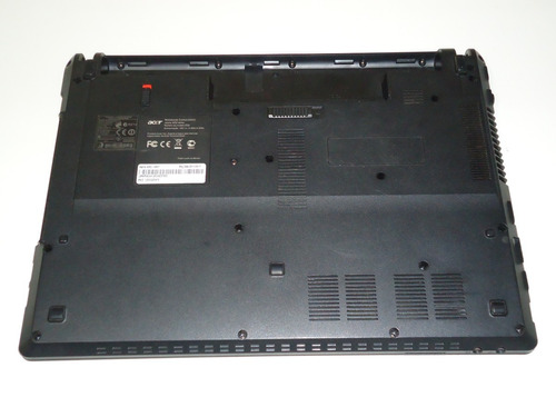 carcaça base teclado e chassi notebook acer aspire 4252