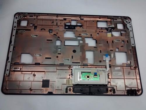 carcaça c/ touch acer aspire 5516 arq-50