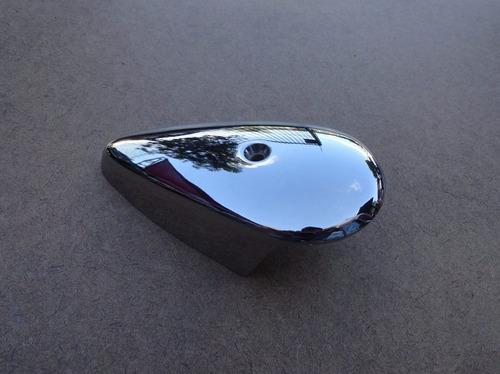 carcaça capa pisca dianteiro fusca 1970 a 1996 em metal
