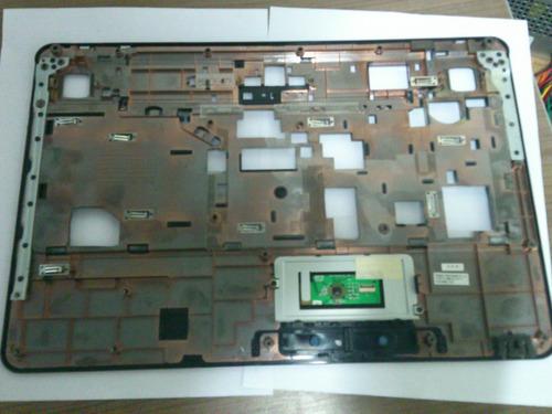 carcaça com touchpad dell inspiron 1428 i1428 intelbras i10