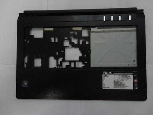 carcaça com touchpad philco 14d
