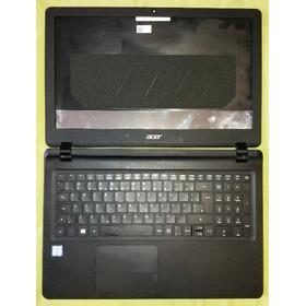 Carcaça Completa + Teclado Note Acer Es1 572 3562 36xw