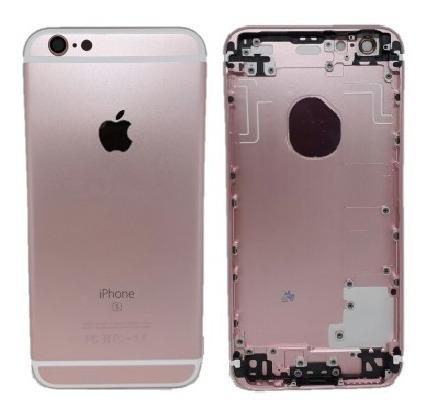 carcaça completa iphone 6s tampa e botões a1633 a1688 a1700