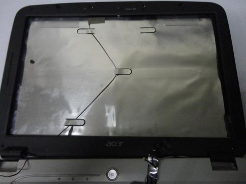 carcaça completa notebook acer 4710