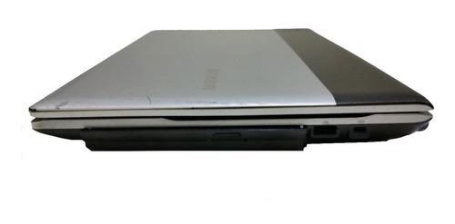 carcaça completa  notebook rv415 (com brindes)