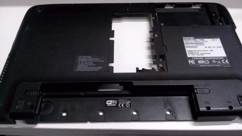 carcaça completa notebook toshiba l655d-s5066