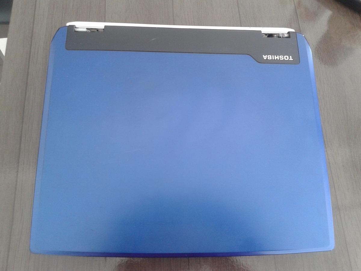 Carcaça Completa Notebook Toshiba Satellite A45-s151 - R$ 89,90 em