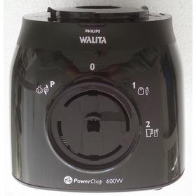 Carcaça Da Base Gabinete Processador Walita Ri7630 Original
