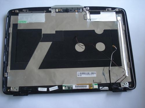 carcaça da tampa da tela notebook acer aspire 4520
