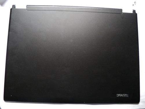 carcaça da tampa lcd notebook ezpac na4111-01 tn-3912b