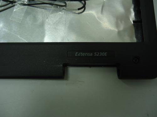 carcaça da tela completa 5230e com webcam