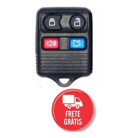 Carcaça Do Controle Ford Fiesta Ká Ecosport 4 Botao