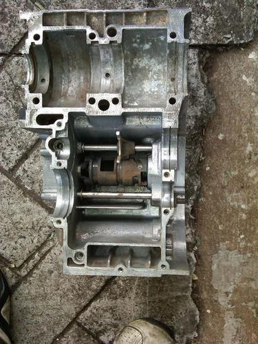 carcaça do motor inferior da rdr 350 e lc original..