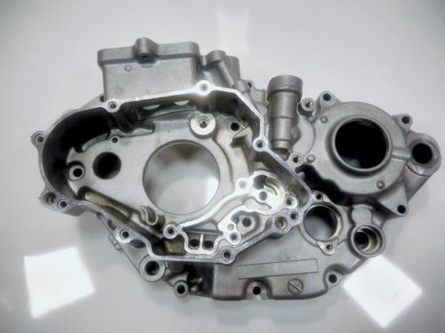 carcaça do motor lado esquerdo kxf 450 06/08 novo original