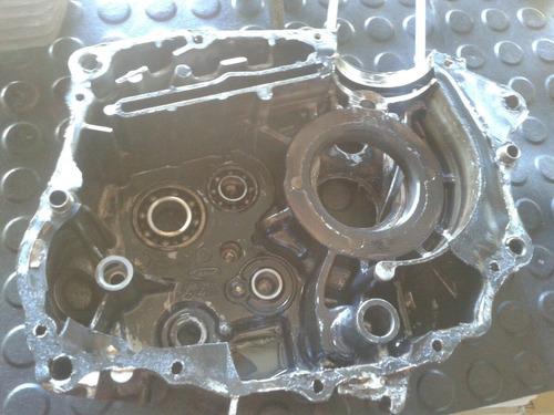 carcaça esquerda do motor com nota e baixa today