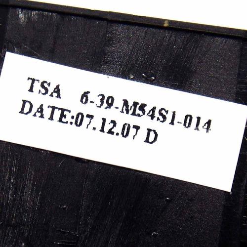 carcaça face b notebook amazon amz a221 usada (3459)