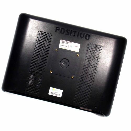 carcaça face b pc integrado positivo union 640 usada (4184)