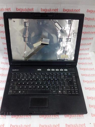 carcaça flat cooler dobradiça outros notebook intelbras i36