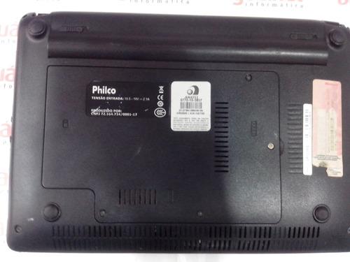 carcaça flat cooler outros netbook philco