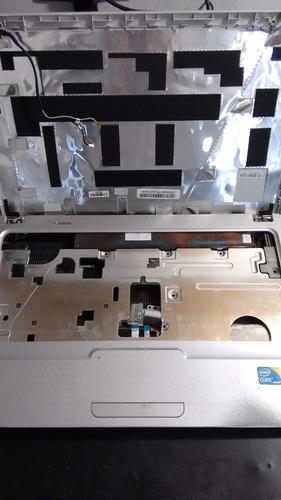 carcaça hp g42-240br c/touchpad