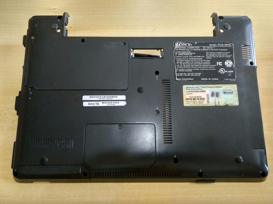 SONY VAIO VGN C240E DRIVER UPDATE